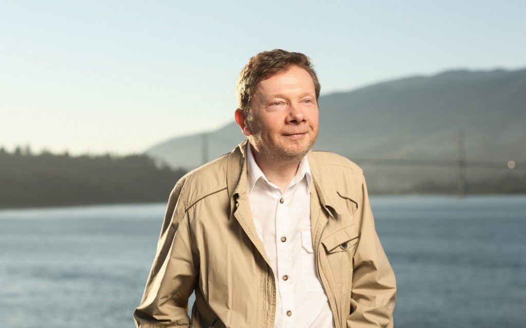 Eckhart Tolle's Litmus Test For Spiritual Maturity
