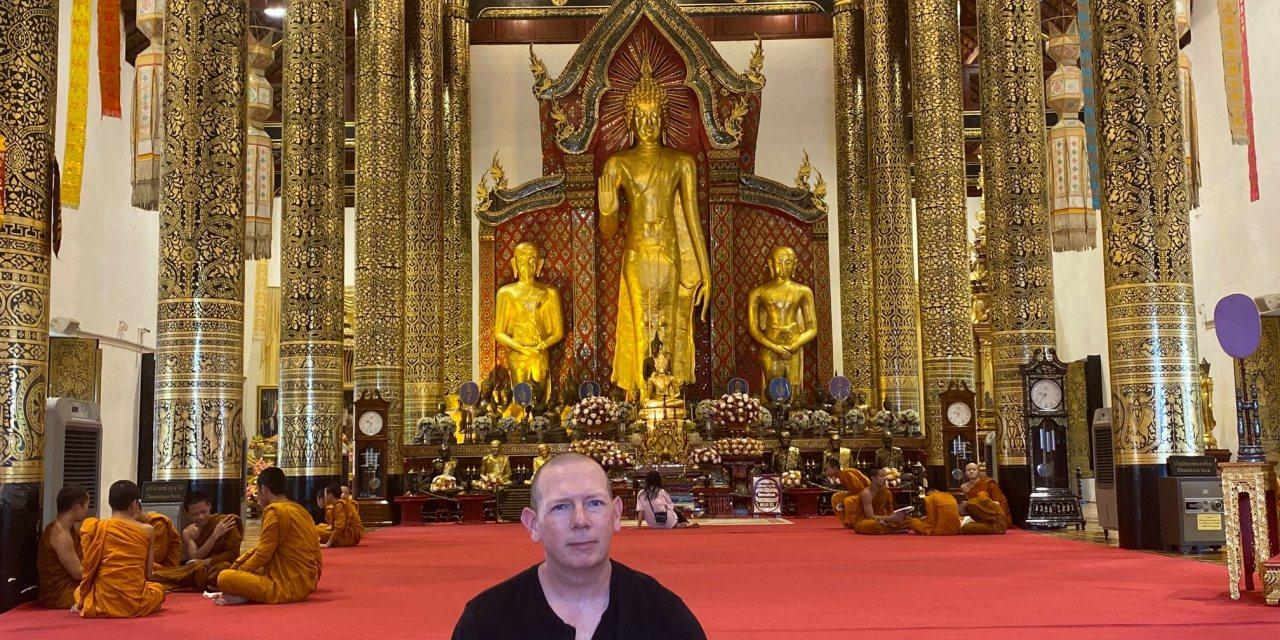 Meditation Quarantine In Thailand, With Chris Luard