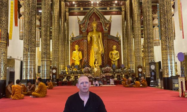 Episode 58: Meditation Quarantine In Thailand, With Chris Luard
