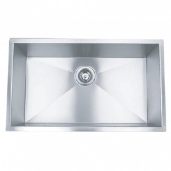 36 inch stainless steel zero radius