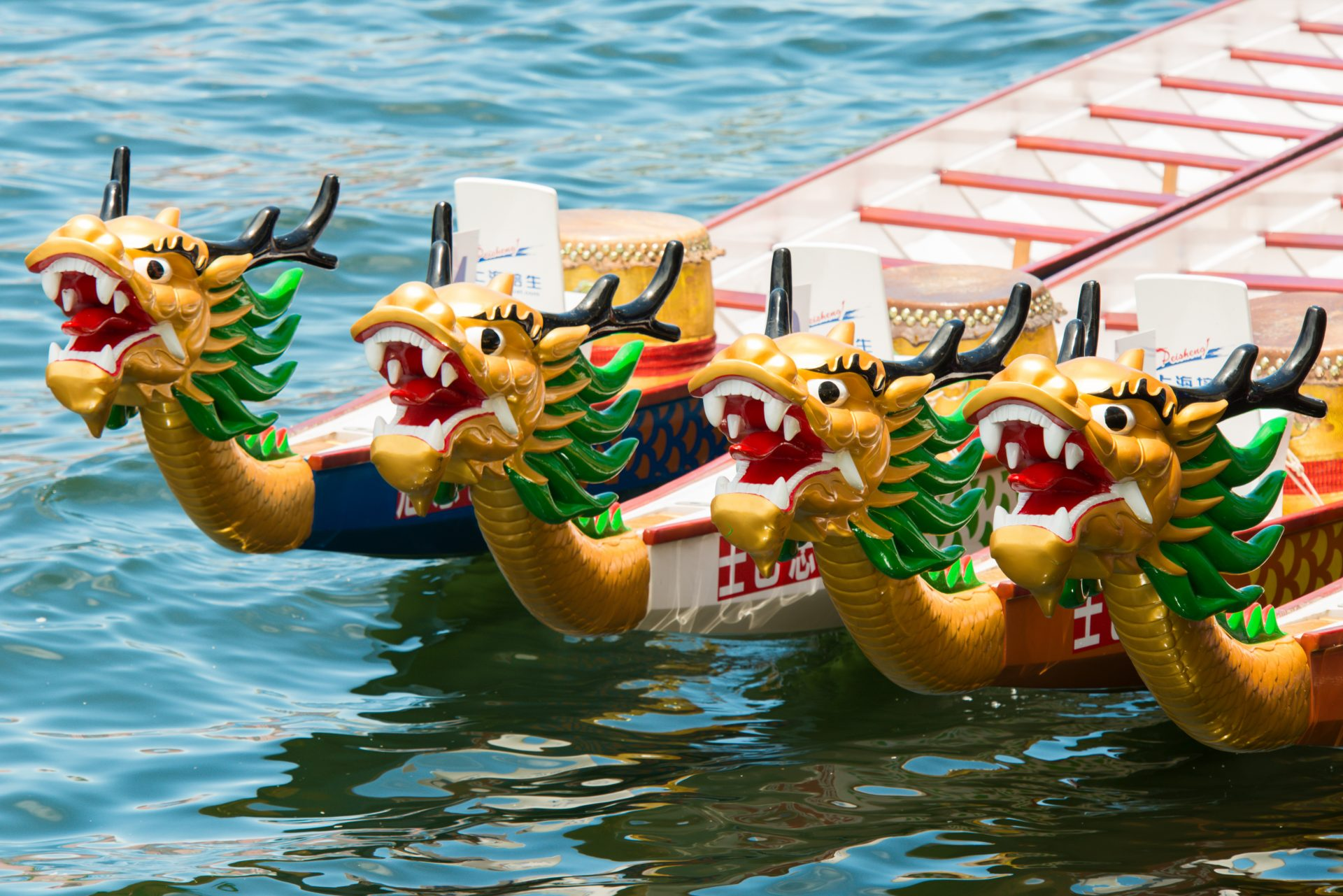 Check Out The Houston Dragon Boat Festival May 4