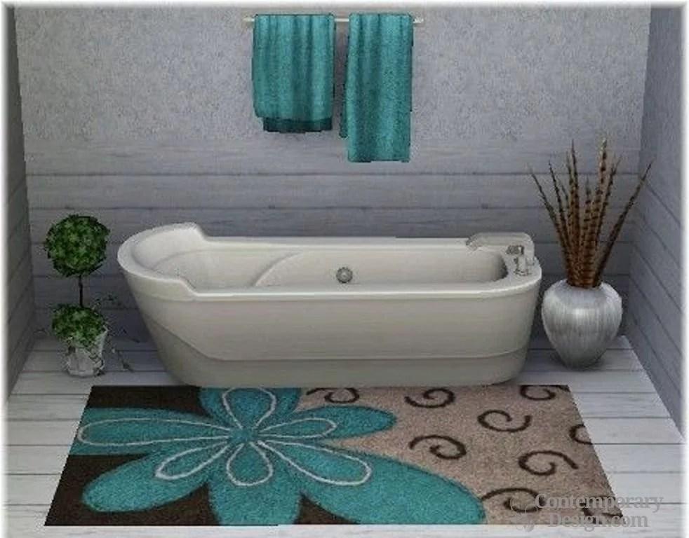 Fun Bathroom Rugs