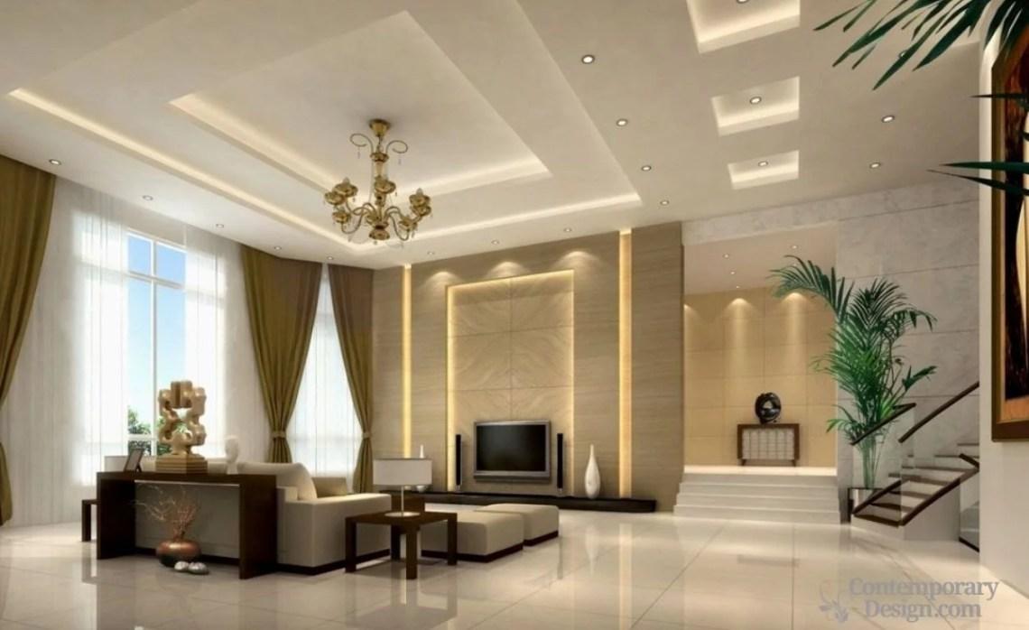 Latest false ceiling designs for living room ...