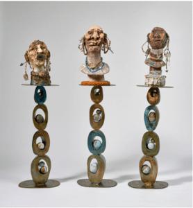Ceramics Sculpture artwork