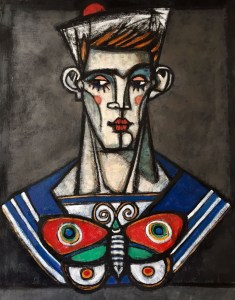 painting sailor contemporary art
