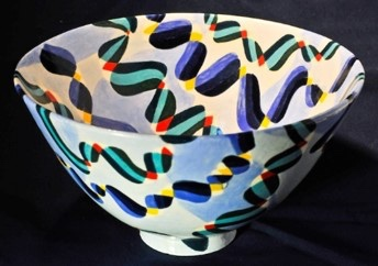 ceramic art artists cake