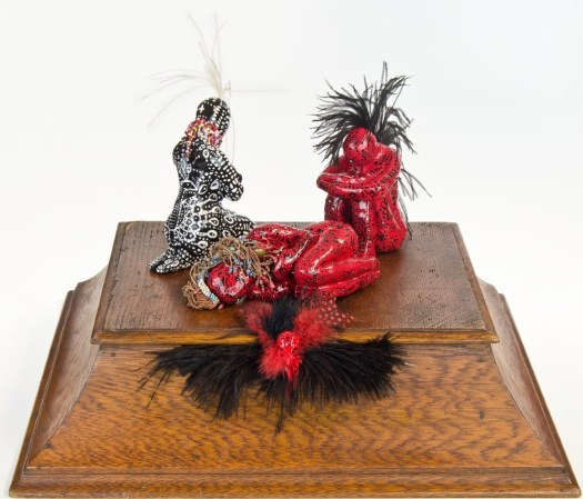 Sculpture Artwork featured in CAKE Contemporary Art Keen Enthusiast