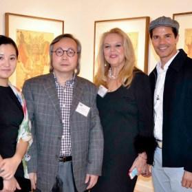 Miami International Art Fair 2014. Seafair Society Members Preview_-27