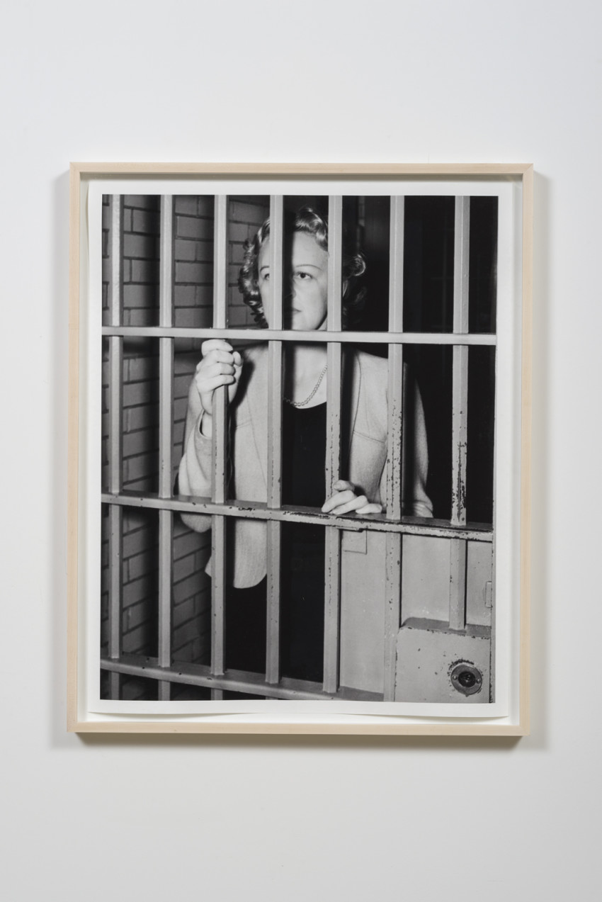 Amy Bessone Number 10: Dorothy, 2015, Archival pigment print, 41.5 x 33.5, Edition of 2, 1AP. Courtesy of the artist and GAVLAK Los Angeles. Photo credit: Jeff McLane.