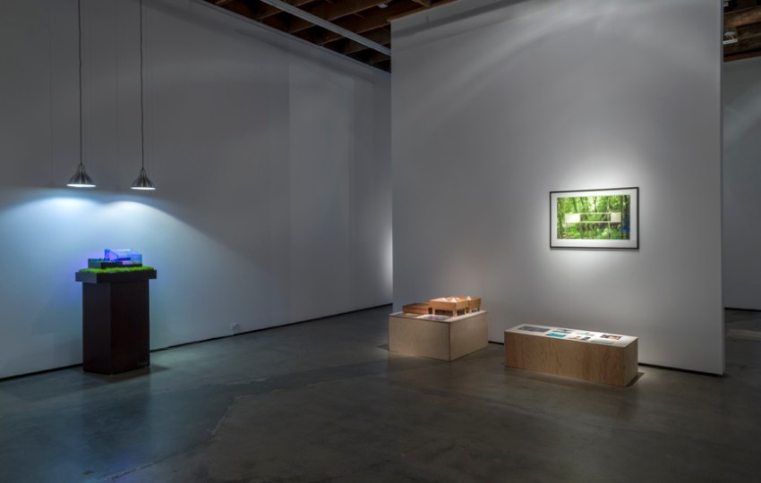 Nature is Everything - Everything is Nature' (installation view) (2016). Image courtesy of Cherry and Martin, Los Angeles. Photo: Jeff McClane.