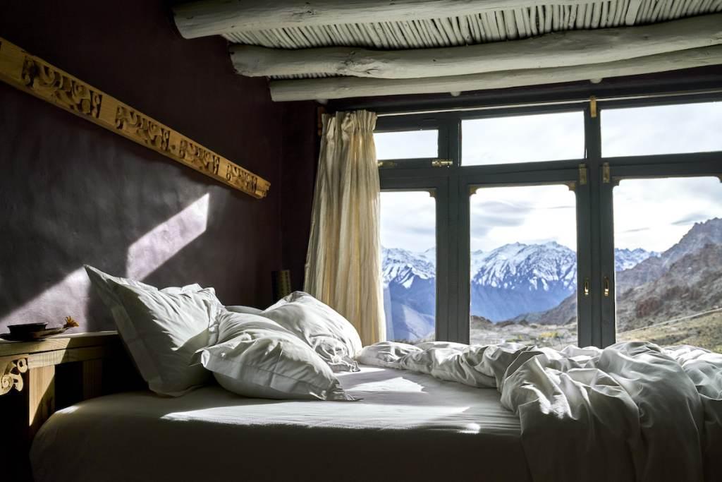 Ladakh Tour accommodation
