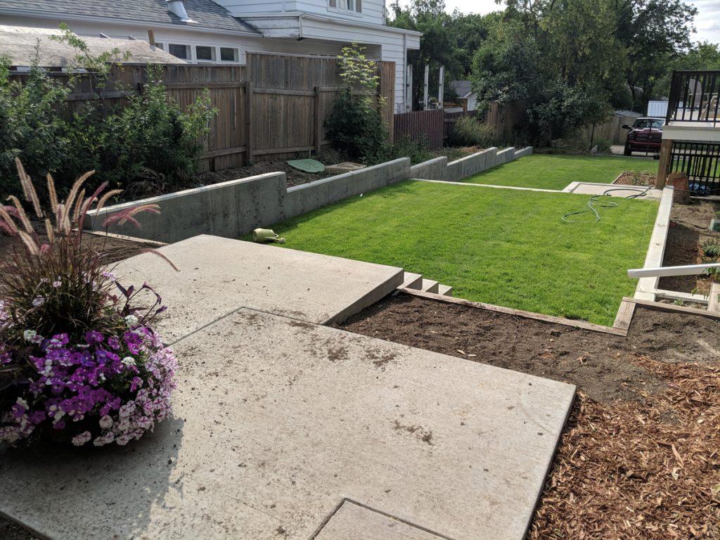 Concrete Patios and Pool Decks • Contemporary Concrete on Square Concrete Patio Ideas id=27216