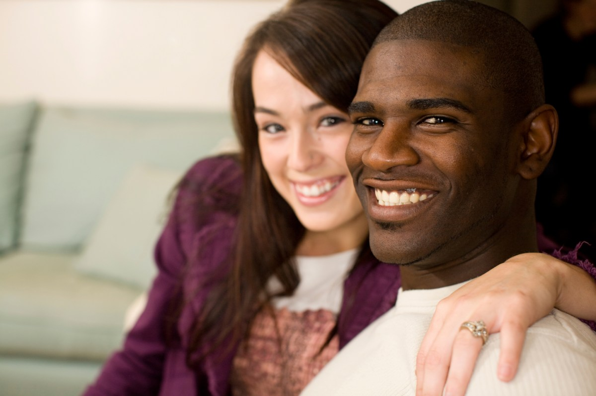 Interracial dating Conflicts Stereotypes Rebelling