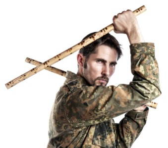 """Stick Fighting Skills """"Reality-Based Self-Defense You Can Trust"""" Contemporary Fighting Arts"""
