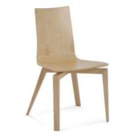 Skyline Slip Dining Chair | Saloom