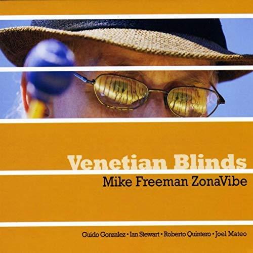 Mike Freeman ZonaVibe - Venetian Blinds