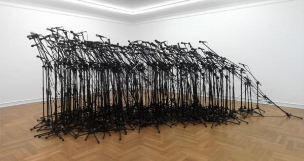"Konrad Smoleński, ""The End of Radio"" courtesy Leto Gallery, photo: Museum Morsbroich, Leverkusen"
