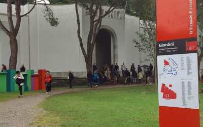 REPORT ON THE 55TH VENICE BIENNALE – PART 1
