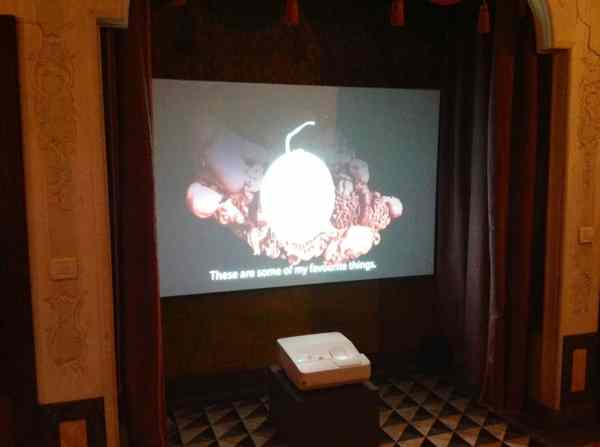 "Agnieszka Polska, ""My Favourite Things "", 2010, video, 05:35, The Future Generation Art Prize@Venice, Venice Biennale 2013, photo Lynx"