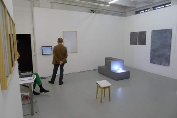 Gizela Mickiewicz, Piotr Łakomy, Stereo, booth -1/2/4, photo Andrzej Szczepaniak for Contemporary Lynx