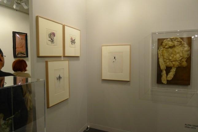 Alina Szapocznikow, Starmach Gallery, Hall 2.0 / C1, photo Andrzej Szczepaniak for Contemporary Lynx