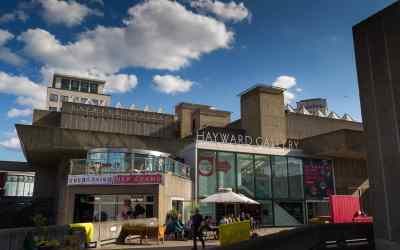 "CONTEMPORARY LYNX VISITED ""ALTERNATIVE GUIDE TO THE UNIVERSE"". A MAJOR SUMMER SHOW AT HAYWARD GALLERY IN LONDON"