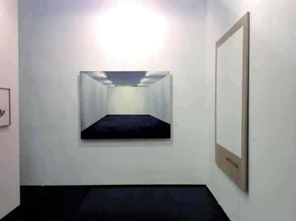 zymon Kobylarz, Zak Branicka Gallery, booth H10, photo Contemporary Lynx