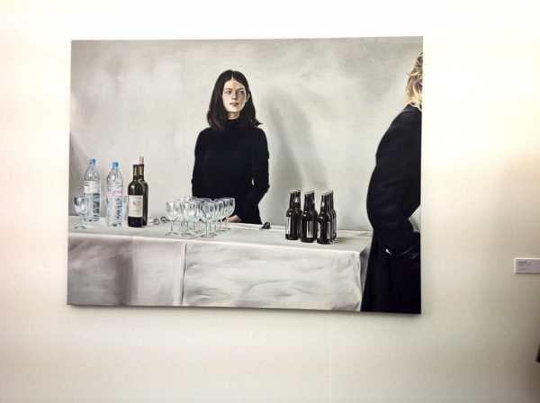Marcin Maciejowski, Galerie Thaddaeus Ropac, Stand F8, photo Contemporary Lynx