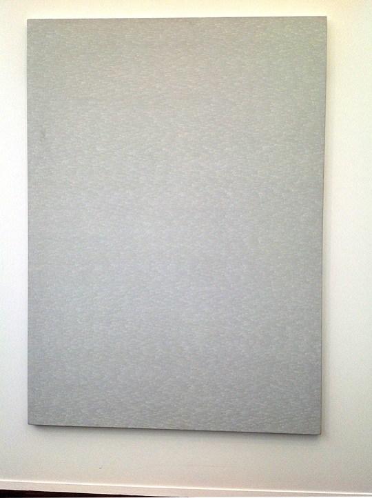 Roman Opałka, Dominique Lévy Gallery, Stand E3, photo Contemporary Lynx