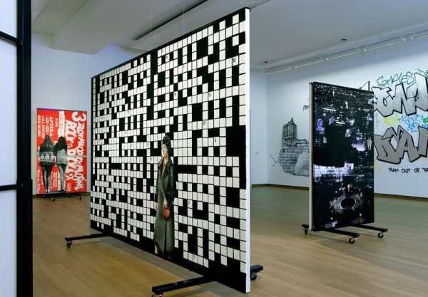 Paulina Ołowska, Au Bonheur des Dames, exhibition view, courtesy Stedelijk Museum Amsterdam, photographer: Gert Jan van Rooij