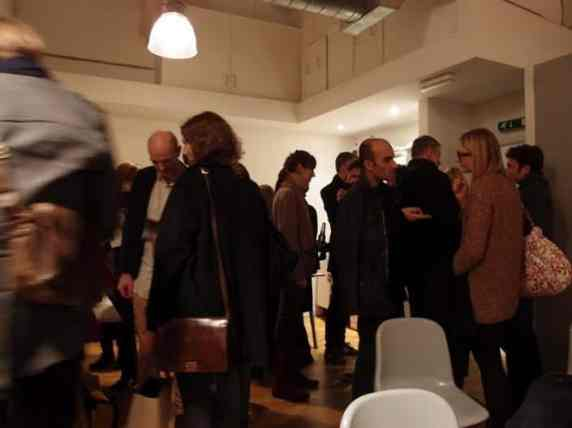 Book launch – Where The Beast Is Buried by Joanna Rajkowska, Showroom, January 2014, London, photo Contemporary Lynx