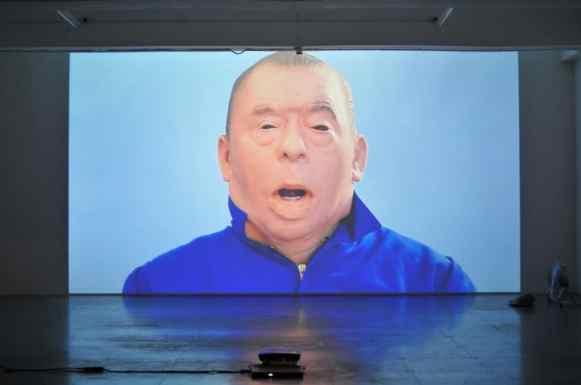 Piotr Skiba, Man, That Negro Stole My Show!, video performance, courtesy of Artist,