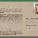 PostcART: Daria Witkowska – Christie's Auction House