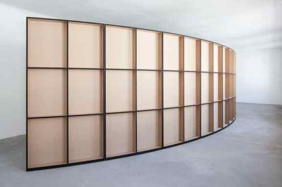 "Michał Budny, ""Mira"", exhibition view, SVIT Gallery, Prague, photo courtesy SVIT"