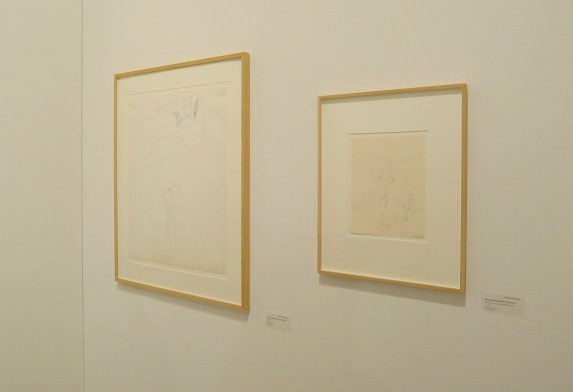 Alina Szapocznikow, Berinson Gallery, photo Andrzej Szczepaniak for Contemporary Lynx