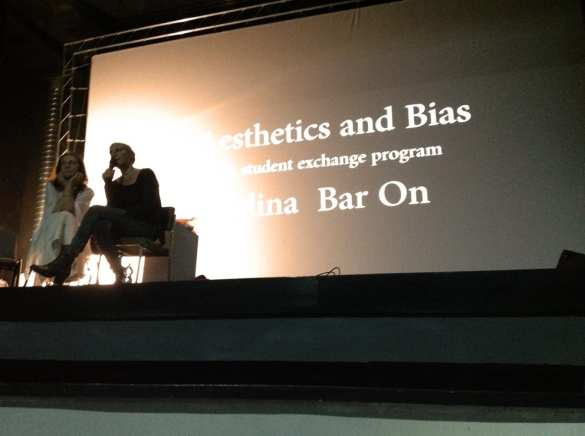 Aesthetic and Bias / Adina Bar-On, Artur Tajber, Other Places in This Place, Sokołowsko 2014, photo Contemporary Lynx