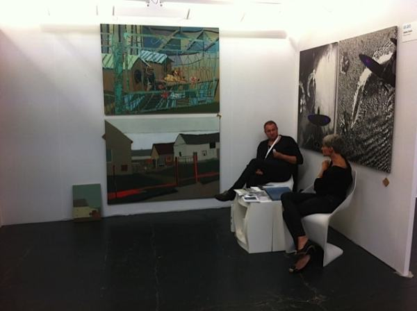 Apteka Sztuki, works of Magdalena Jędrzejczak & Łukasz Rudnicki, Berliner Liste, Courtesy of Apteka Gallery, September 2014
