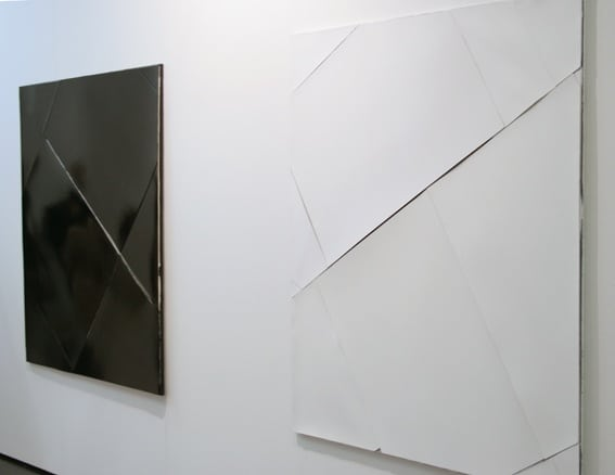 Natalia Załuska, Christine König Galerie, Viennafair, 2014, photo Contemporary Lynx