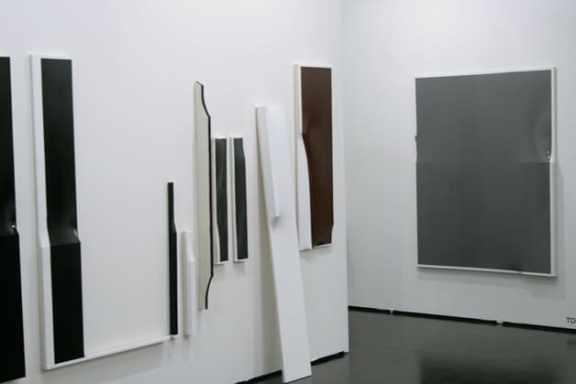 Tomasz Baran, Le Guern Gallery, Viennafair, 2014, photo Contemporary Lynx