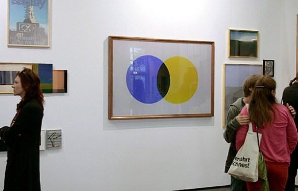 Janek Zamojski, Nampei Akaki, Czułość Gallery, Viennafair, 2014, photo Contemporary Lynx