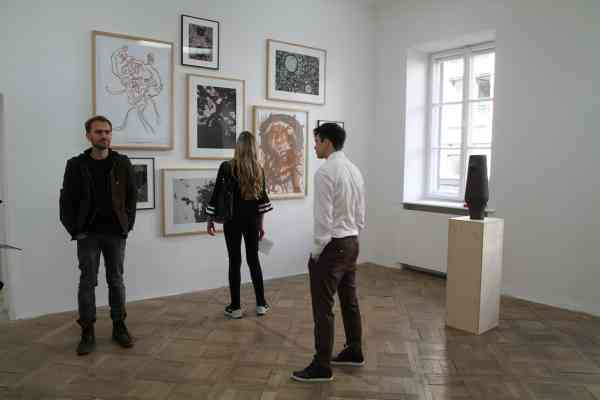 Aleksander Bruno Gallery, photo Contemporary Lynx, 2014