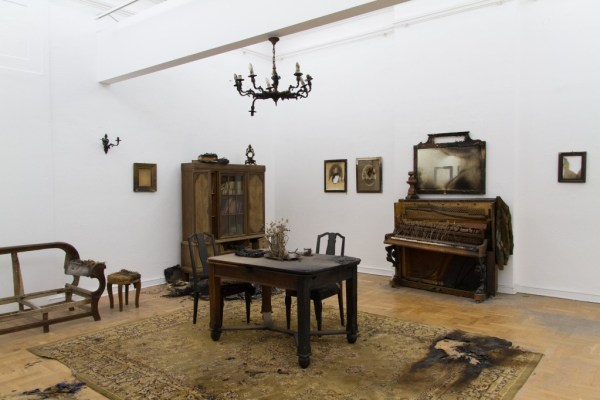Galeria Salon Akademii, photo Contemporary Lynx Warsaw 2014