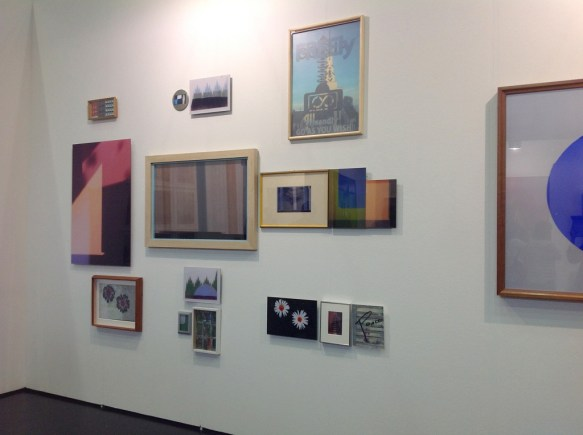 Nampei Akaki, Czułość Gallery, Viennafair, 2014, photo Contemporary Lynx