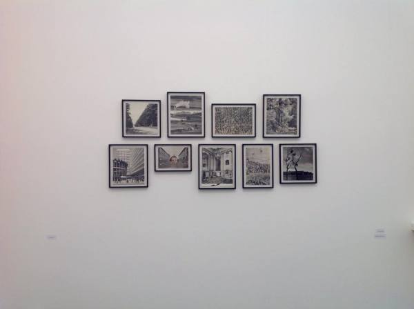 Anna Niesterowicz, Foksal Gallery Foundation at Frieze London, October 2014, photo Contemporary Lynx