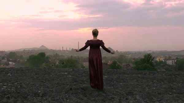 Laura Pawela Untitled (Friedrich), 2008,Video, Courtesy of IMT Gallery London