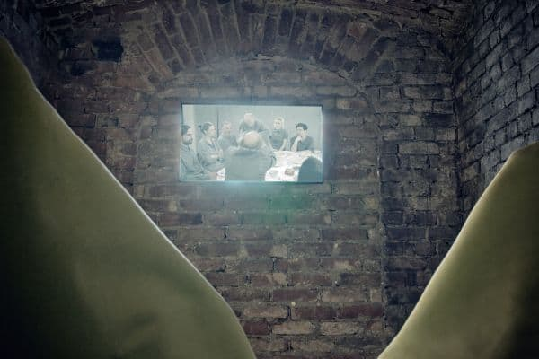 Karolina Breguła, The Soup, 2009, video, 18', courtesy the artist and EASTWARDS PROSPECTUS Gallery