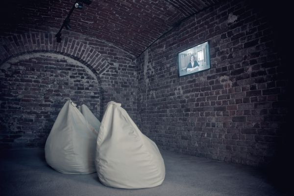 Karolina Breguła, THE OFFENCE, video, 20,30' 2013, courtesy the artist and EASTWARDS PROSPECTUS Gallery