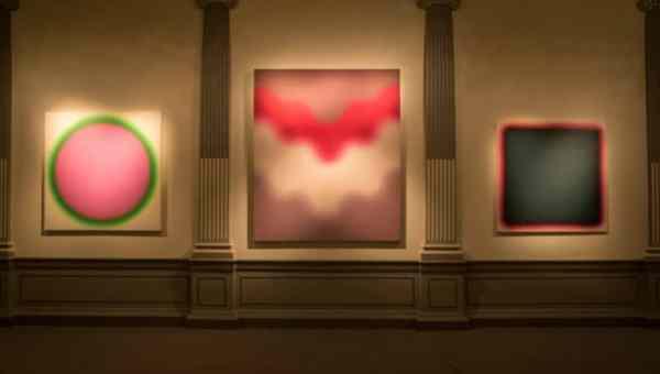 "Wojciech Fangor, ""Colour-Light-Space"", 3 Grafton Street London"