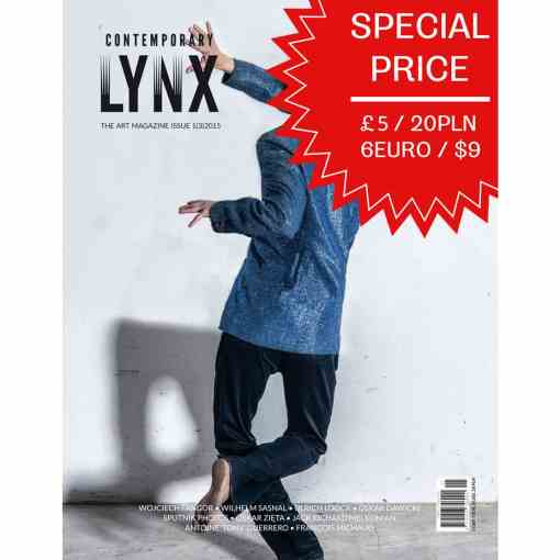 contemporary Lynx magazine black friday 1(3)2015