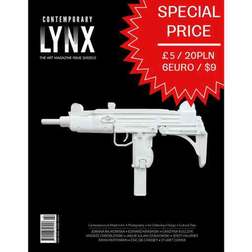 contemporary Lynx magazine black friday 2(4)2015